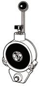 Ridge Tool Company Drain Cleaner A-75 Auto-feed Assembly, 1 EA, #43642