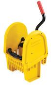Newell Rubbermaid WaveBrake Down Press Wringer, Yellow, 1/EA, #757588YEL