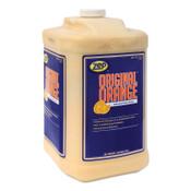 Zep Inc. Original Orange Industrial Hand Cleaner, 1 gal Jug, DISP/Pump Not Included, 4/CA, #99124