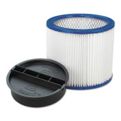 Shop-Vac Clean Stream HEPA Filters, For Shop-Vac Wet Dry Vacuums 5-Gallon and Above, 1/EA, #9034000