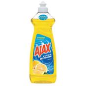 Colgate-Palmolive Dish Detergent, Lemon Scent, 28 oz Bottle, 9/CT, #CPC44673