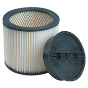 Shop-Vac Cartridge Filters, Fits most Shop-Vac Wet/Dry Vacs, 1/EA, #903047
