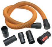 Ridge Tool Company Wet/Dry Vacuum Hoses, For Models WD16650; WD1735; WD1665M; WD1660; WD1635, 1/EA, #12528