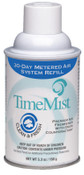 TimeMist Premium Metered Air Freshener Refill, Green Apple 5.3 oz, Aerosol, 12/CA, #1042694