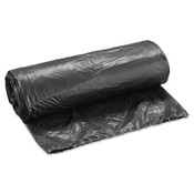 Boardwalk L-Grade Can Liners, 24 x 32, 12-16gal, .35mil, Black, 50 Bags/Roll, 1/BX, #BWK2432L