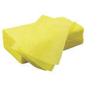 Chicopee Chix Masslinn Dust Cloths, 22 x 24, Yellow, 1/CT, #CHI8673