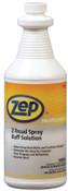 Zep Inc. ZEP PROFESSIONAL Z-TREADSPRAY BUFF SOLUTION, 12/QT, #1041424