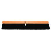 Magnolia Brush No. 10 Line Floor Brushes, 30 in Hardwood Block, 3 in Trim L, Black Tampico, 6/EA, #1030