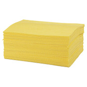 Chicopee Chix Masslinn Dust Cloths, 24 x 16, Yellow, 400/CT, #CHI0213