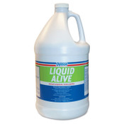 ITW Pro Brands LIQUID ALIVE Odor Digester, 1gal Bottle, 1/CA, #33601