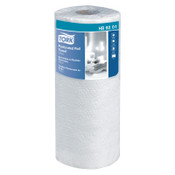 "Tork Handi-Size Perforated Roll Towel, 2-Ply, 11""W x 6 3/4""L, 120/Roll, White, 30/CT, #TRKHB9201"