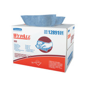 Kimberly-Clark Professional Wypall* X90 Wipers, Blue, 1/CA, #12891