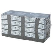 Boardwalk Grill Brick, 8 x 4, Black, 12/CT, #BWKGB12PC