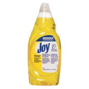 Procter & Gamble Joy Dishwashing Liquid, Lemon Scent, 38 oz Bottle, 8/CA, #PGC45114CT