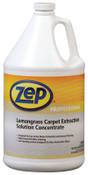 Zep Inc. ZEP PROFESSIONAL LEMONGRASS CARPET EXTRACTION SO, 4/GA, #1041398