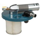 Guardair Vacuum Generating Heads, Accepts 2 in Vac Hose, For 30 gal. Vacs, 1/EA, #N301B