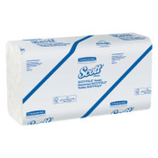 Kimberly-Clark Professional Scott Towels, Scottfold M, 9 2/5 x 12 2/5, White, 175/Pack, 25/CA, #1980