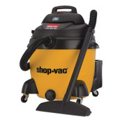 Shop-Vac Peak HP Contractor Wet Dry Vacuums, 18 gal, 6.5 hp, Accessories Included, 1/EA, #9627310
