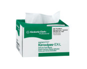 Kimberly-Clark Professional Kimtech Science Kimwipes Delicate Task Wipers, Pop-Up Box, White, 280 per box, 60/CS, #34155