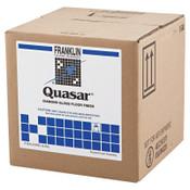 Franklin Quasar High Solids Floor Finish, 5gal Box, 1/EA, #FKLF136025