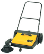 Shop-Vac Industrial Push Sweepers, 8 gal, 1/EA, #3050010