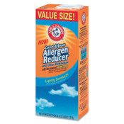 Church & Dwight Co. Carpet & Room Allergen Reducer and Odor Eliminator, 42.6 oz Box, 9/CT, #CDC3320084113CT