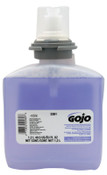 Gojo Premium Foam Handwash with Skin Conditioners, Cranberry, Refill Bottle, 1,200 mL, 1/EA, #536102