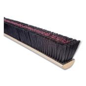 Magnolia Brush No. 11 Line Floor Brushes, 36 in, 3 in Trim L, Coarse Gauge Polystyrene Plastic, 1/EA, #1136LH