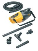 Shop-Vac Hippo Portable Hand-Held Vacuum, 1 qt, 1 1/2 hp, 1/EA, #9991910