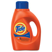 Procter & Gamble Ultra Liquid Tide Laundry Detergents, 50 oz Bottle, 6/CA, #PGC13878CT