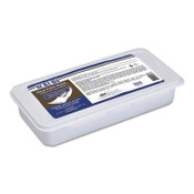 ITW Pro Brands Metal Polish Wipes, White, 8.5 in x 10.5 in, 36 per Tub, 6/EA, #90236