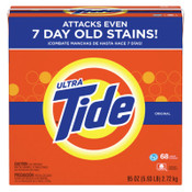Procter & Gamble Tide Laundry Detergents, 95 oz Box, 3/CA, #PGC84997