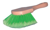 Magnolia Brush Utility Brushes, 20 in  Block, 2 in Trim L, Green Flagged-Tip Plastic, 12/EA, #43