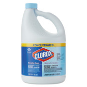 Clorox Ultra Clorox Germicidal Bleach, 121 oz Bottle, 3/CA, #CLO30966CT