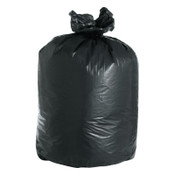 Boardwalk Super Extra-Heavy Can Liner, 38x58, 2 Mil, 60gal, Black, 10 Bag/RL, 100/CT, #BWK526