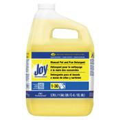 Procter & Gamble Joy Dishwashing Liquid, Lemon Scent, 1 Gallon Jug, 4/CA, #PGC57447CT