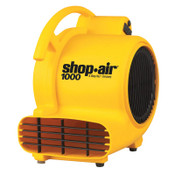 Shop-Vac Air Movers, 3.5 A, 120 V, 10 ft Cord, 1/EA, #1030400