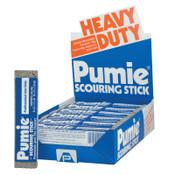 U.S. Pumice Scouring Stick, Pumie, Gray Pumice, 5 3/4 x 3/4 x 11/4, 12/DZ, #UPM12