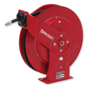 Reelcraft Pressure Wash Spring Retractable Hose Reel, Series 7000, 50 ft, 4800 psi, 1/EA, #PW7650OHP