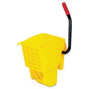 RUBBERMAID COMMERCIAL PROD. WaveBrake Side-Press Wringer, Yellow, 1/EA, #612788YEL