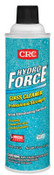 CRC HydroForce Glass Cleaners Professional Strength, 18 oz Aerosol Can, 12/CAN, #14412