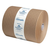 Georgia-Pacific Cormatic Hardwound Roll Towels, 8 1/4 x 700ft, Brown, 6/CT, #GPC2910P