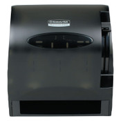 Kimberly-Clark Professional In-Sight Lev-R-Matic Roll Towel Dispenser, 13 3/10w x 9 4/5d x 13 1/2h, Smoke, 1/EA, #9765