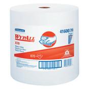 Kimberly-Clark Professional WypAll X70 Workhorse Rags, Jumbo Roll, White, 870 per roll, 1/RL, #41600