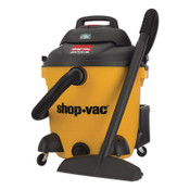 Shop-Vac Peak HP Contractor Wet Dry Vacuums, 12 gal, 5.5 hp, Accessories Included, 1/EA, #9627110