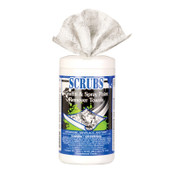 ITW Pro Brands SCRUBS Graffiti & Spray Paint Remover Towels,  10 in x 12 in, 6/PA, #90130