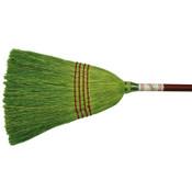 Anchor Products Economy Broom, Corn/Grass Bristle, 1 doz, 12/DZ, #98094