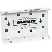Kimberly-Clark Professional The Grabber Dispensers, Wall, Steel, White, 1/EA, #9352