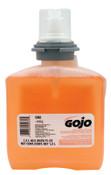 Gojo Premium Foam Antibacterial Handwash, Fruit, Refill Bottle, 1,200 mL, 2/EA, #536202
