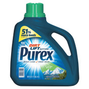 PUREX Concentrate Liquid Laundry Detergent, Mountain Breeze, 150 oz Bottle, 4/CT, #DIA05016CT